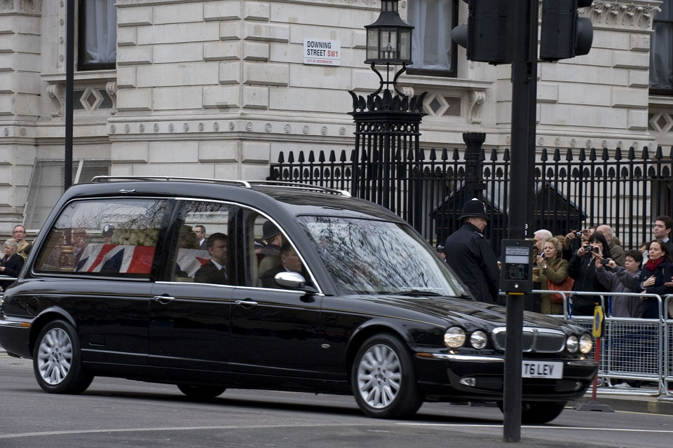 Baroness Thatcher's funeral: final costs published