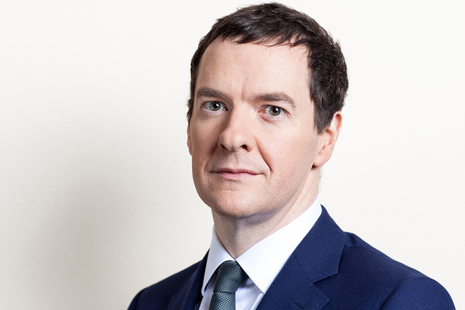 Chancellor's speech to GCHQ on cyber security