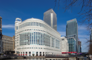 Canary Wharf hub officially opened to save £24 million per year