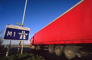 Lorry technology trials could slash fuel costs and congestion