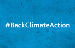 #BackClimateAction tweetathon 2015