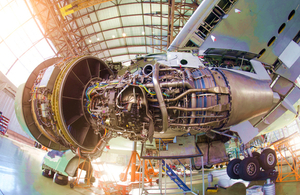 Raising ambitions in UK aerospace: funding for innovative ideas