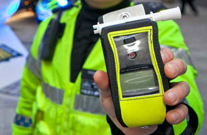 Drink drivers face swifter justice with new roadside breathalysers