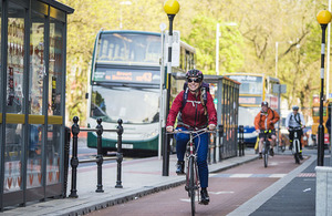 Government launches urgent review into cycle safety