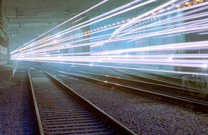 Digital rail revolution will reduce overcrowding and cut delays