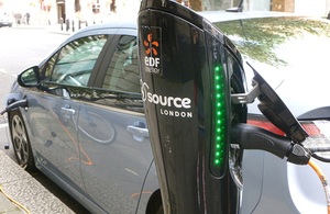 New measures set out autonomous vehicle insurance and electric car infrastructure