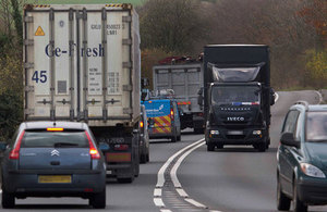 Sussex economy boosted by multimillion pound road improvements