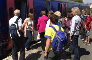 Community rail plan for line between Swindon and Westbury to go ahead