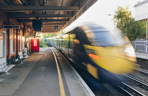 Transport Secretary Chris Grayling announces £2 million to improve transport and connectivity in the South East of England