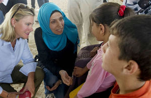 UK boosts education for Syrian refugee children