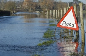 River levels remain exceptionally high across England