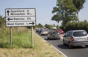 Press release: Highways England welcomes green light for major A303 upgrade