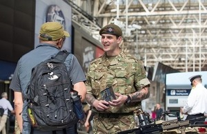 Elite force of UK Armed Forces Cyber Reserves steps up to join fight against evolving threats