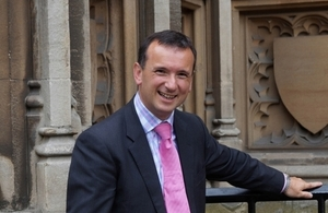 Welsh Secretary Alun Cairns sets out his priorities for the new Welsh Government