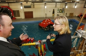 Education Secretary visits Blackpool on opportunity areas tour