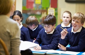 £1.3bn for core schools budget delivers rise in per pupil funding