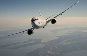 Military Aviation Authorities (MAA) certification of the P 8A Poseidon Maritime Patrol aircraft