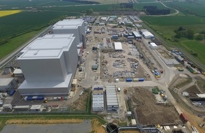 Bradwell: first Magnox site to decontaminate underground vaults