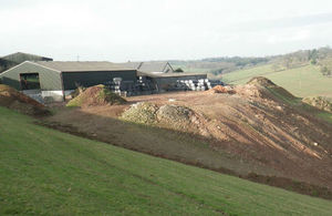 CC Haulage & Sons Ltd to pay £109,000 for dumping on Devon farms