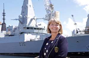 Defence Minister returns to Chelmsford to announce £18m contract to support Royal Navy radar systems