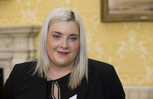 Civil Service apprentice: Cora Gordon