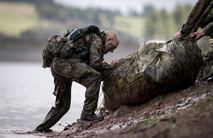 Exercise Cambrian Patrol testing the best from around the world