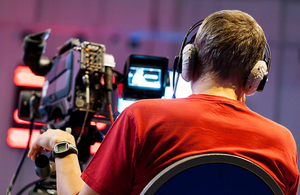 Apprenticeship Live broadcasts in schools