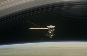 Cassini spacecraft poised for 'Grand Finale'