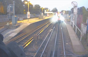 Signal passed at danger and subsequent near miss at Chalfont & Latimer station