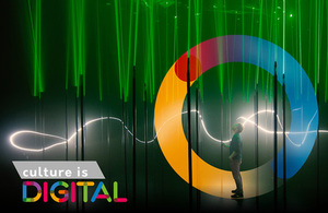 Press release: Culture is Digital report will unleash the creative potential of technology for cultural organisations