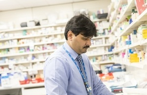 Expansion of electronic prescribing at GPs and pharmacies