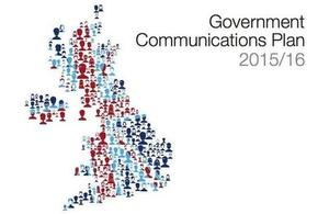 Government launches its 2015 to 2016 communications plan