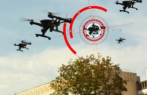 Countering Drones Phase 2 competition gains extra funding
