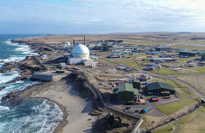 Dounreay management makes long term employment commitment to workforce