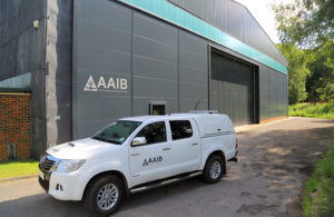The AAIB has sent a team to the Mull of Kintyre