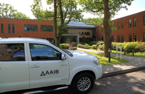 The AAIB has sent a team to Buckinghamshire