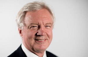 David Davis' speech at UBS
