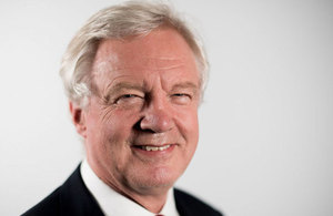 David Davis' Foundations of the Future Economic Partnership Speech