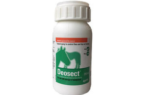 Deosect 5% w/v Concentrate for Cutaneous Spray Solution 250ml – Product Defect Recall Alert