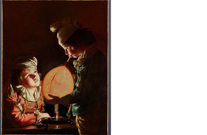 Press release: Export bar placed on unique 18th century work by Joseph Wright of Derby