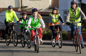 Review of Highway Code set to empower cyclists and pedestrians