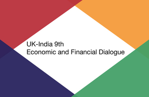 Make in India, finance in the UK says the Chancellor
