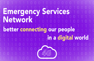 Emergency Services Network reaches new milestone