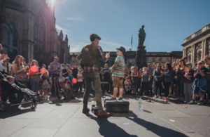 UK Government announces Edinburgh Fringe funding to promote new talent on global stage