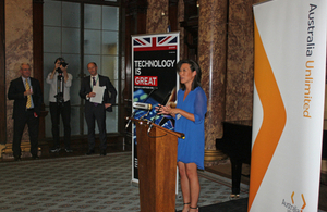 UKTI Australia's Inward Mission to London for fintech companies