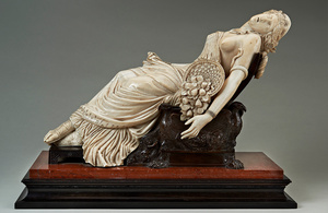 Press release: Culturally significant sculpture Death of Cleopatra saved from export