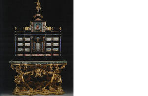 Arts Minister steps in to save rare £3 million Baroque Cabinet for the nation