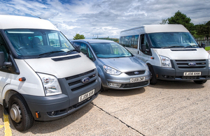Benefits of joining DVLA's fleet scheme
