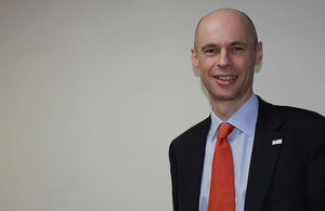 UK Space Agency announces new Chief Executive