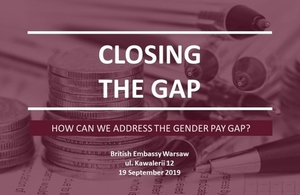 Closing the gap: how can we address the gender pay gap?